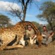 Hristo Stoichkov cacciatore, foto con zebra morta: è bufera1
