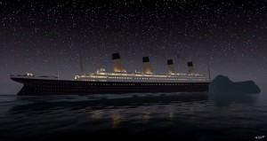 Titanic, rivivi l'affondamento in un VIDEO2
