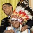 """Usa, morto a 102 anni l'ultimo indiano """"capo di guerra"""