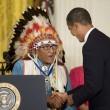 """Usa, morto a 102 anni l'ultimo indiano """"capo di guerra3"""
