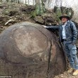 """Sfera gigante """"misteriosa"""" trovata in Bosnia2"""