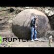 """Sfera gigante """"misteriosa"""" trovata in Bosnia"""