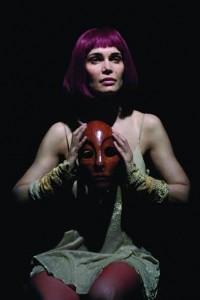 Valentina Capone in Sole in scena al Teatro Brancaccino di Roma