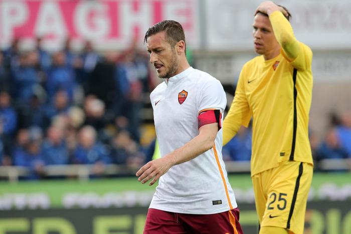 """Spalletti a Totti: """"Giochi a carte fino alle 2 di notte..."""" 07"""