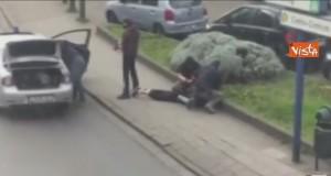 VIDEO YOUTUBE Mohamed Abrini, uomo col cappello arrestato
