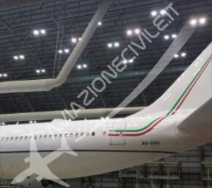 """Air Force Renzi"", costa 1,3 milioni al mese e...non decolla"