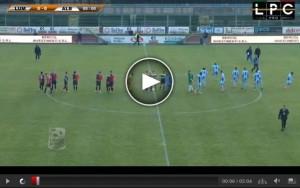 AlbinoLeffe-Lumezzane Sportube: streaming diretta live
