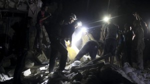 Siria, bombe di Assad su un ospedale di Aleppo: 22 morti