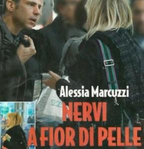 """Alessia Marcuzzi, Novella 2000: """"Lite col marito perché..."""""""