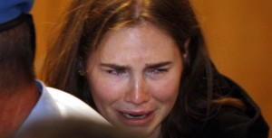 "Amanda Knox: ""Soffro di stress post traumatico"""