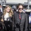 Amber Heard evita carcere: portò suoi cani in Australia illegalmente02
