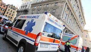 Genova, ambulanze fuorilegge: 50% associazioni non idonee