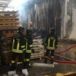 Ancarano, incendio Italpannelli: vietato mangiare frutta e..6