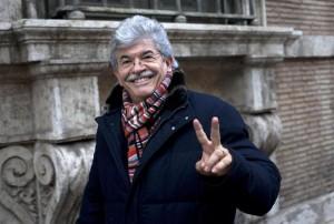 Antonio Razzi (foto Ansa)