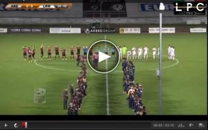 Arezzo-Lupa Roma Sportube: streaming diretta live