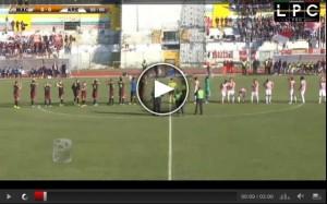 Arezzo-Maceratese Sportube: streaming diretta live
