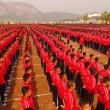 Kung fu, enormi figure realizzate da 26mila allievi7