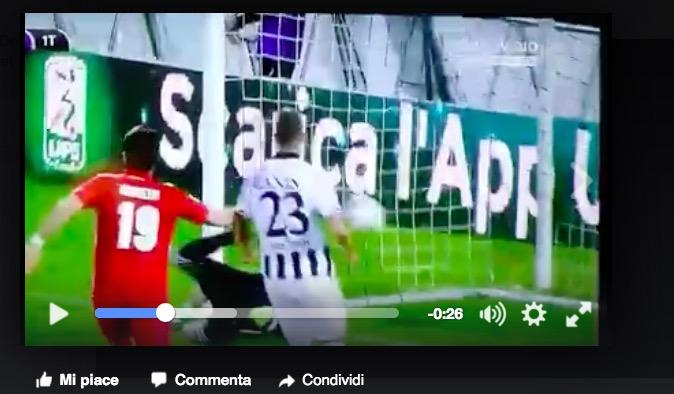 Ascoli-Bari 0-1, highlights-video gol Serie B_7