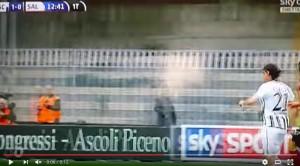 Ascoli-Salernitana 2-2, highlights-video gol Serie B