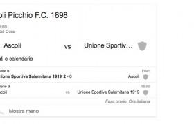 Ascoli-Salernitana, streaming e diretta: dove vedere Serie B