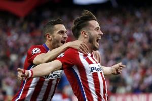 Atletico Madrid-Bayern Monaco 1-0, foto-highlights Champions