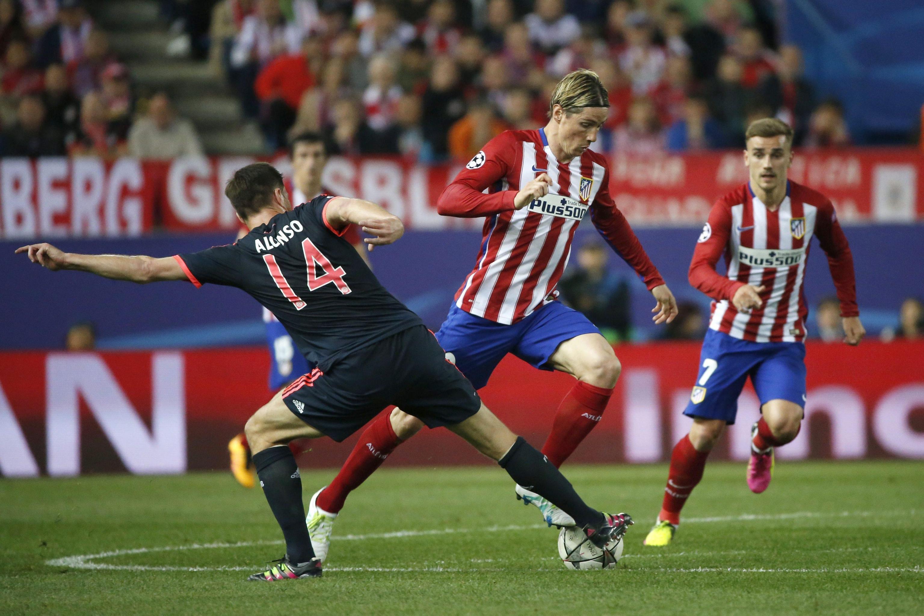 atletico bayern highlights