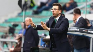 Guarda la versione ingrandita di Calciomercato Milan, Di Francesco consigliato da Sacchi (foto Ansa)