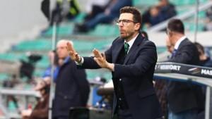 Calciomercato Milan, Di Francesco consigliato da Sacchi