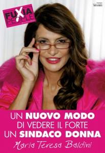 Guarda la versione ingrandita di Milano, Maria Teresa Baldini candidata: