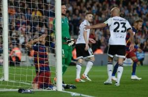YOUTUBE Barcellona-Valencia 1-2, altro ko e Liga riaperta