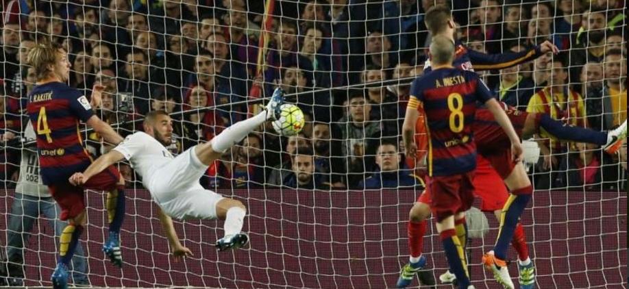 Barcellona Real Madrid 1-2 highlights cristiano ronaldo_ 6
