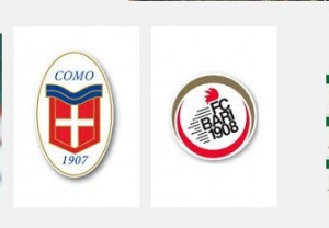 Bari-Como, streaming-diretta tv: dove vedere Serie B