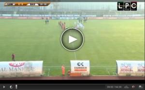 Bassano-Lumezzane Sportube: streaming diretta live