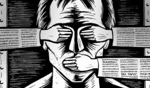 """Libertà di stampa, """"ciaone"""" Italia, scivolata al 77° posto"""