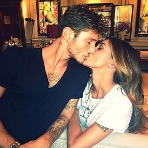 """Belen Rodriguez cancella tatuaggio dell'ex: """"Nulla è eterno"""""""