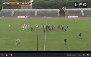 Benevento-Ischia Sportube: streaming diretta live