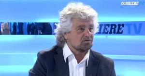 """Beppe Grillo: """"Se la Raggi non vince mi do fuoco"""" VIDEO"""