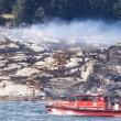 YOUTUBE Norvegia, elicottero precipita a Bergen: persone in mare 2