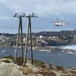 YOUTUBE Norvegia, elicottero precipita a Bergen: persone in mare 4