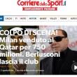 Milan venduto a fondo sovrano Qatar: 750 milioni di euro 01