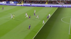 Bernardeschi video gol Fiorentina-Juventus: fuorigioco? No