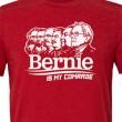 Sanders leader comunista: t-shirt fa arrabbiare Bernie FOTO