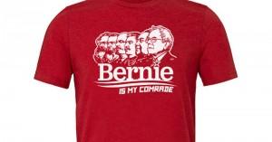 Sanders leader comunista: t-shirt fa arrabbiare Bernie FOTO 4