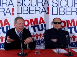 Berlusconi pronto a scaricare Bertolaso, appoggerà Meloni