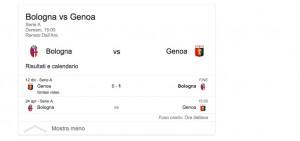 Bologna-Genoa, streaming e diretta tv: dove vedere Serie A