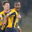 Bologna-Verona 0-1, pagelle-highlights: Samir gol decisivo (foto Ansa)