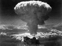 La bomba atomica su Hiroshima