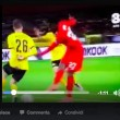 Borussia Dortmund-Liverpool 1-1, highlights Europa League