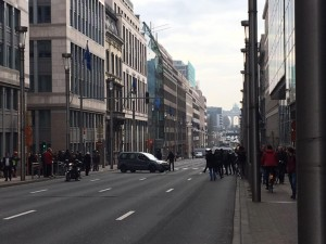 Bruxelles torna paura, pacco sospetto: stop a tutti i tram