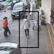 YOUTUBE Bruxelles, uomo col cappello scappa. Appello Polizia7